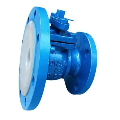 PTFE Lined Discharge Valve