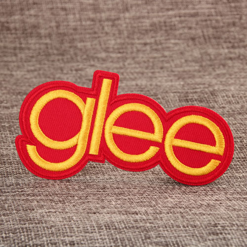Glee Make Embroidered Patches