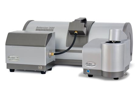 Bettersizer 2600 Laser Particle Size Analyzer (Dry & Wet Dispersions)