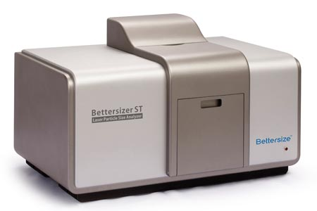 Bettersizer ST Laser Particle Size Analyzer, Laser Granulometry