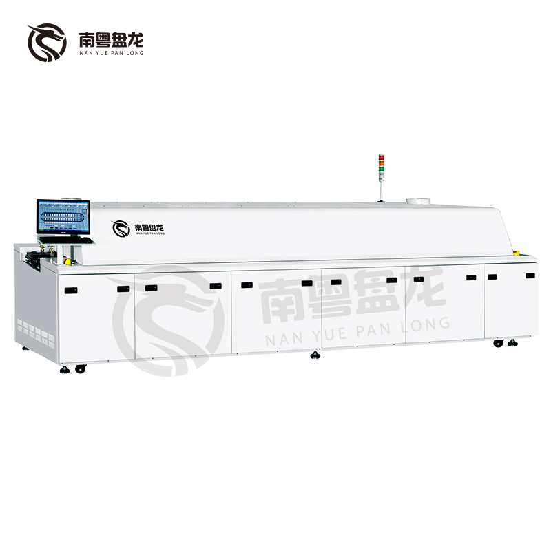 Cost-effective SMT desktop reflow oven air wave oven new wave ovens with great price