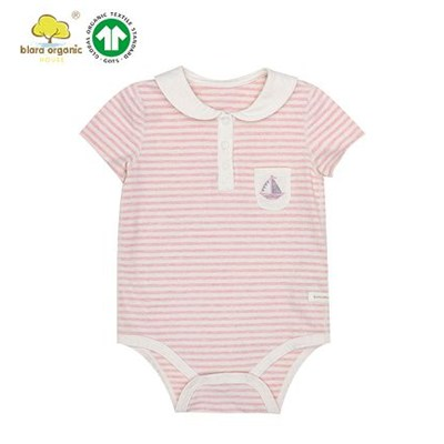 Baby Short Sleeves One Piece