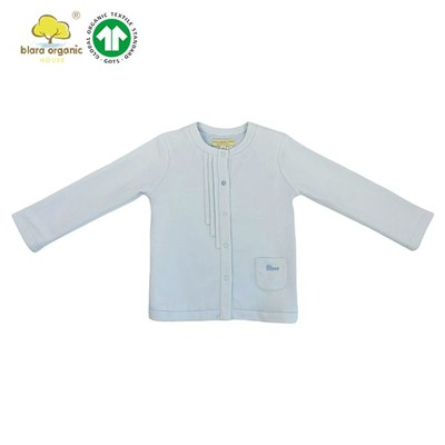 Baby Warm Organic Cotton Jacket