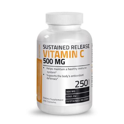 Sustained Release Vitamin C 500mg With Zinc Tablet