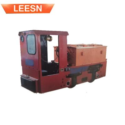 Battery Electric Locomotive