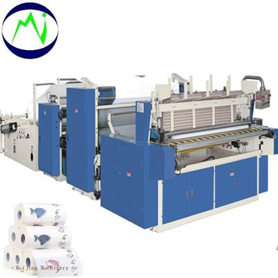 Full Automatic Toilet Paper Tissue Lamination Machines