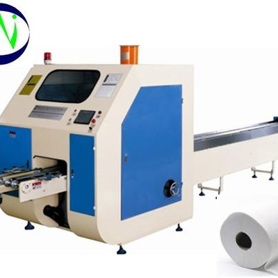 Full Automatic Toilet Paper Log Saw Cutting Machine