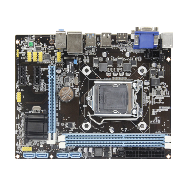 OEM logo workable motherboard H81 LGA1150