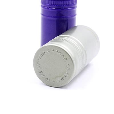 Aluminium Wine Screw Caps