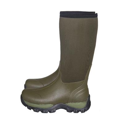 Men's Insulated Waterproof Rubber Boots