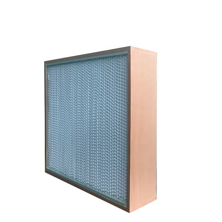 Hepa Panel Activated Carbon Air Purifier