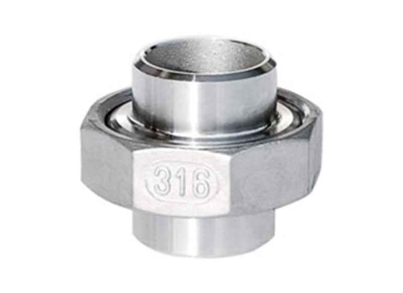 UNION BW/BW  Stainless Steel Thread Union price  Threaded Fitting