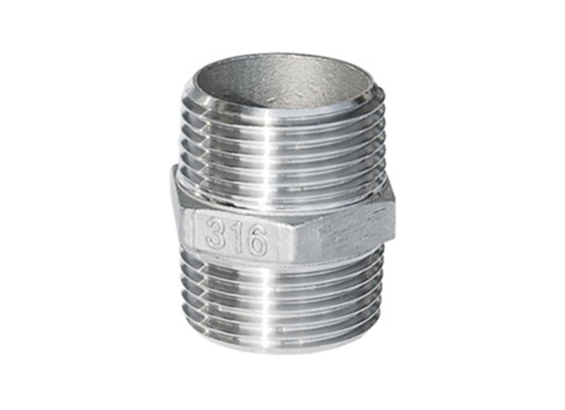 HEX NIPPLE  Hexagon Nipple   Thread Reducer Hexagon Nipple