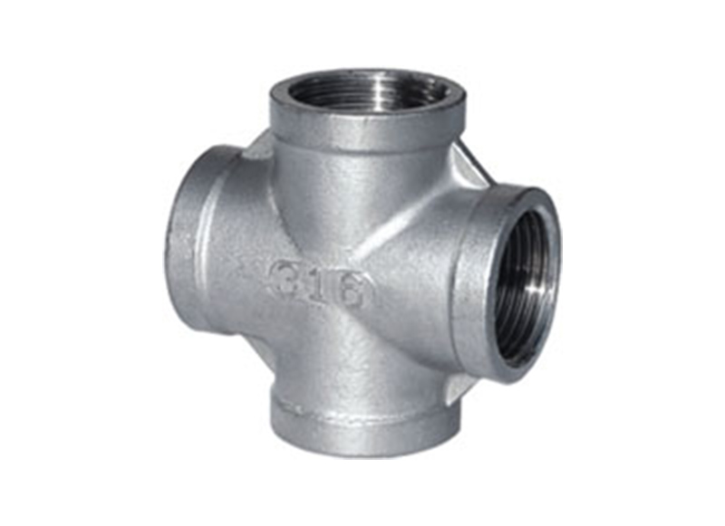 CROSS  Stainless Steel Thread Cross price   Threaded Fittings