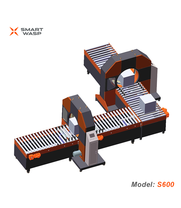 Fully Automatic Horizontal Wrapping Machine