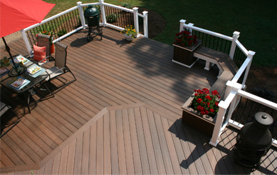 Co-extrusion Decking