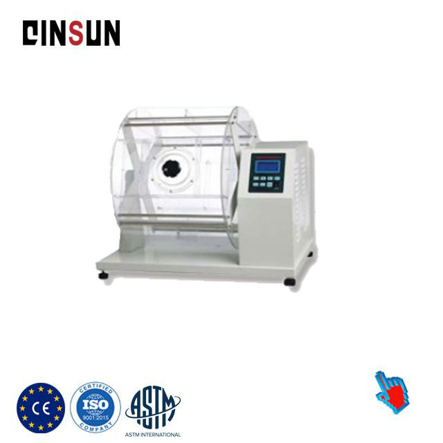Fabric anti-drilling velvet tester