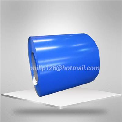 RAL 5015 Blue Color PPGI