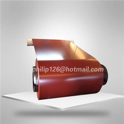 PE Coated RAL3009 Red Color PPGI