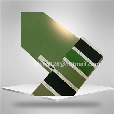 PE Coated RAL6011 Green Color PPGI