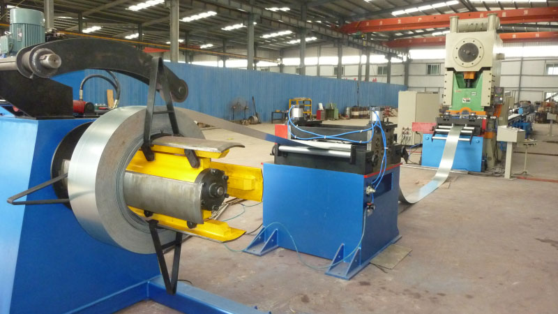Stud Mill Roll Forming Machine