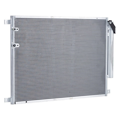 Auto AC Condenser Fits CADILLAC CTS 2008-2012 15932849
