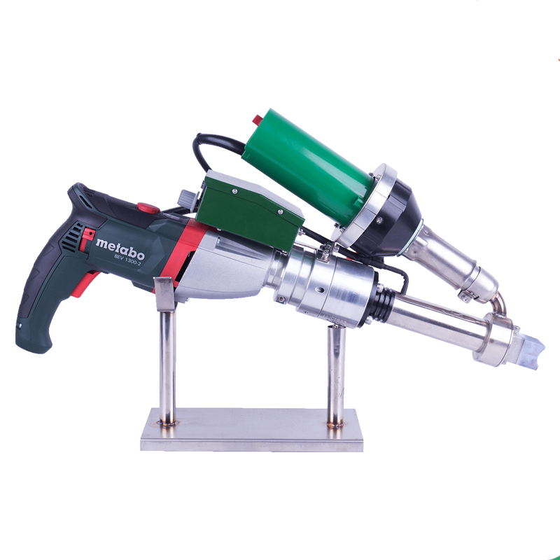 Double Rod PVC Welding Machine