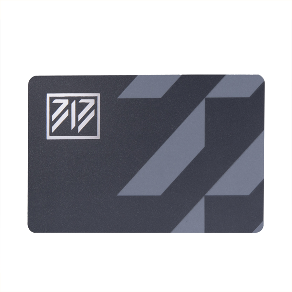 Customized Plastic Card Accessories-2019