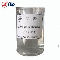 Alkyl polyglucosides APG0814 Coco Glucoside CAS Number  min.50%active