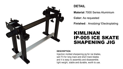 2020 new arrival professional KIMLINAN IP-005 ICE SKATE SHAPENING JIG wholesale