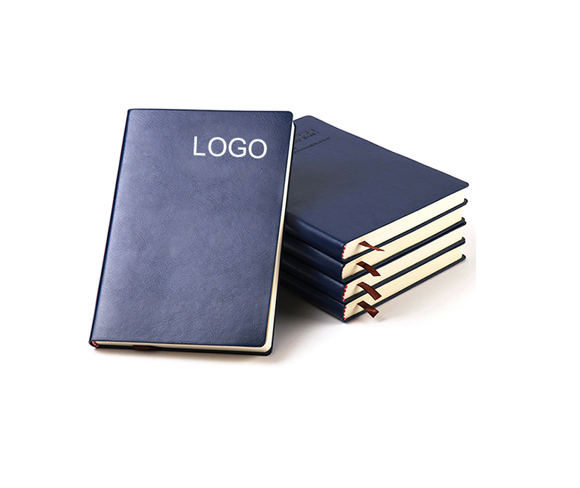 High Quality Hardcover PU Leather Notebook
