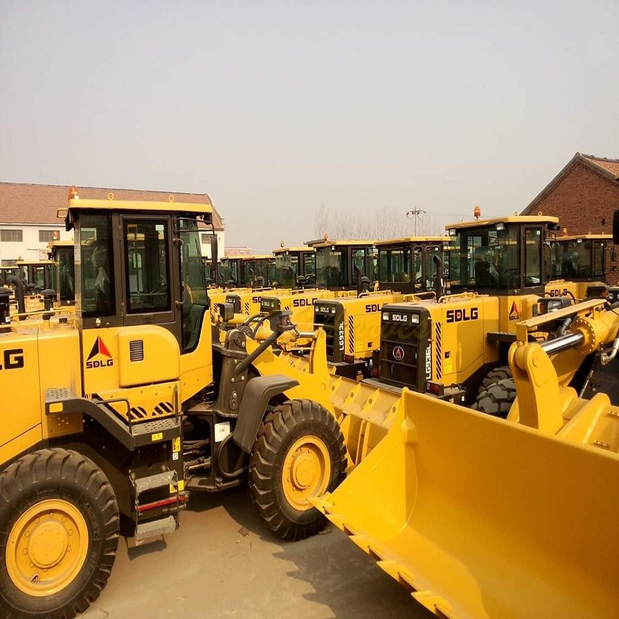 popular SDLG wheel loader SDLG 3 ton loader LG936L