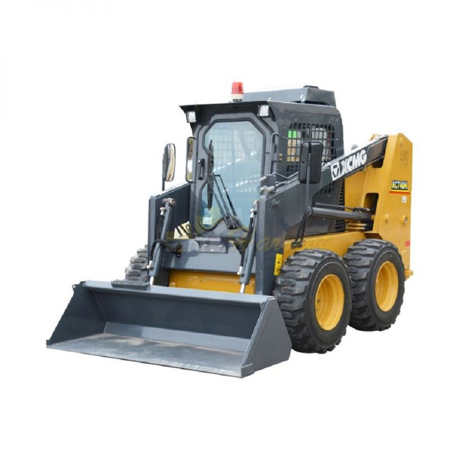 XCMG official XC740K skid steer loader for sale