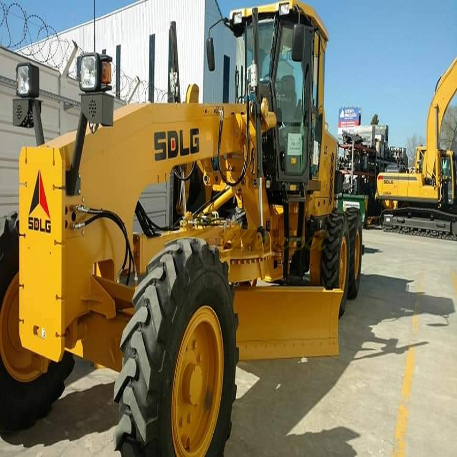 SDLG motor grader SDLG G9138 motor grader manufacturer from china