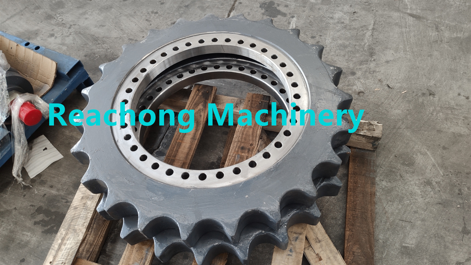 PC400 excavator sprocket for komastu
