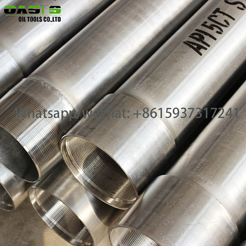 Stainless Steel Water Well Casing