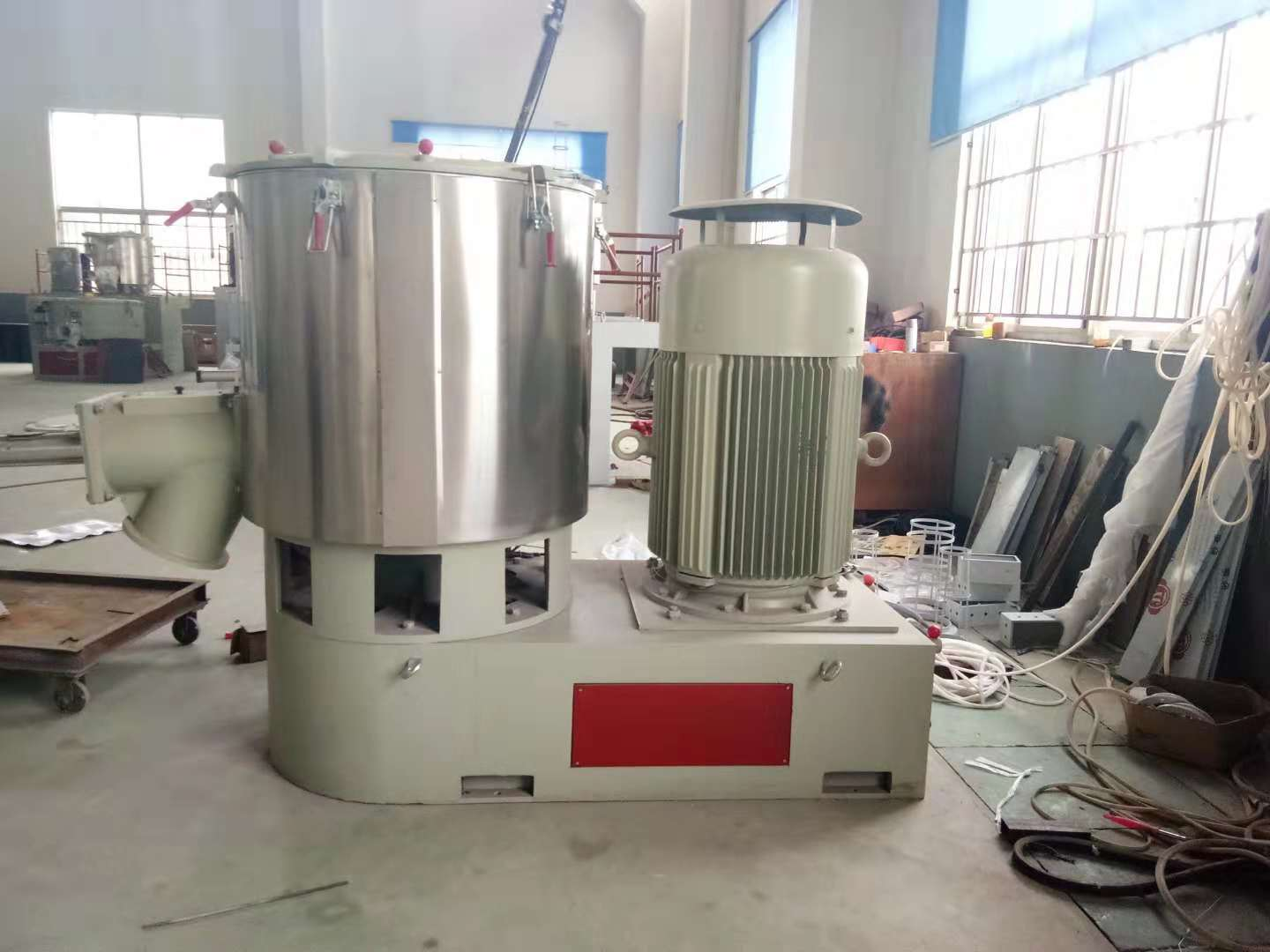 SHR Series High Speed Plastic Mixer