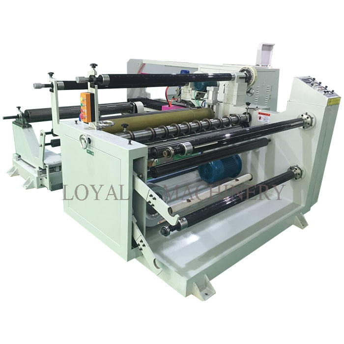 HC-1300 Automatic Vertical Slitting Machine