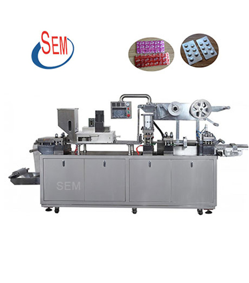 DPP-80 Blister Packing Machine