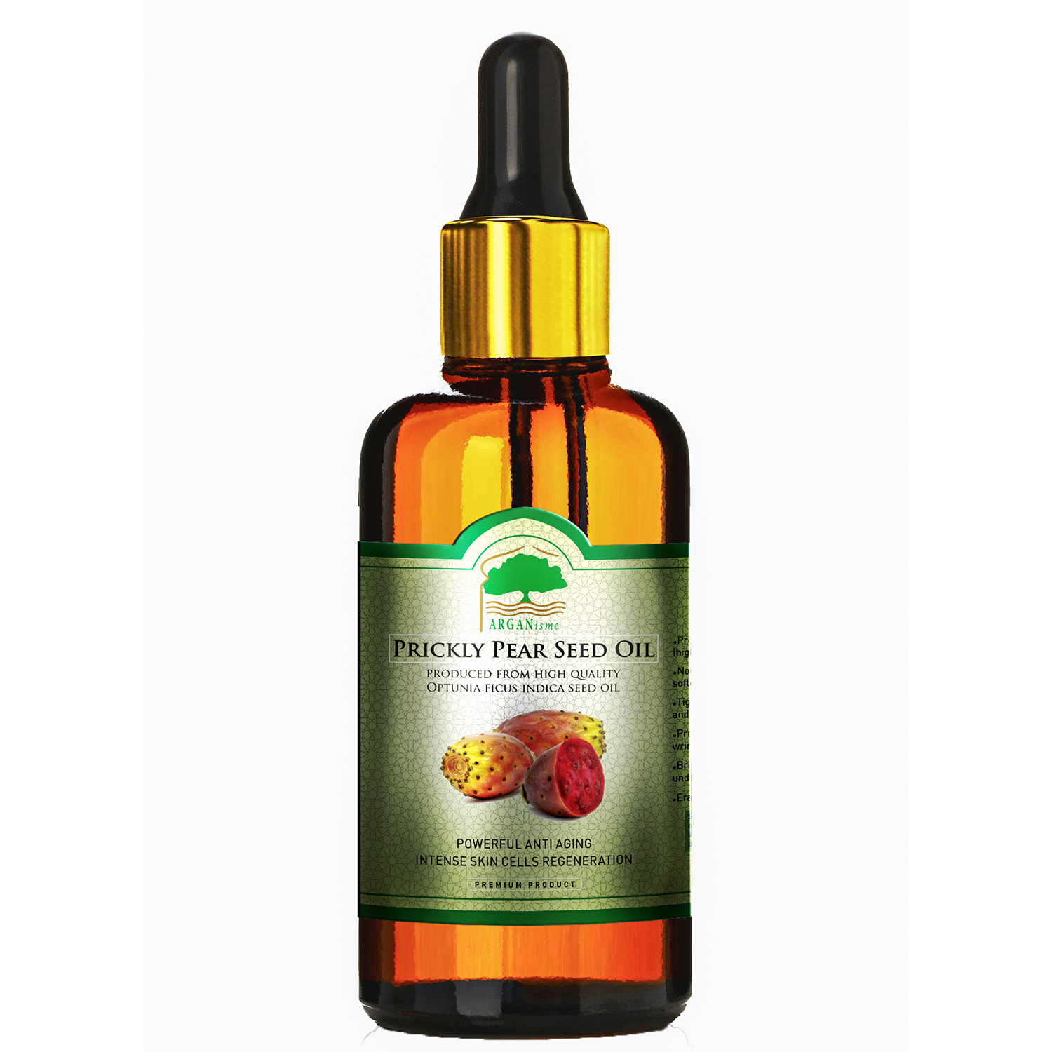 Prickly pear seed oil manufacturer