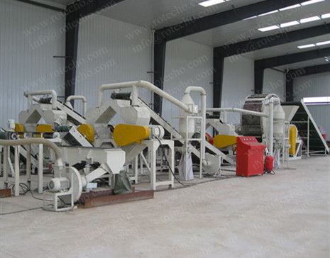 Crumb Rubber Production Line