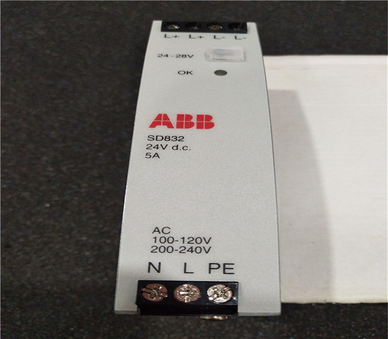 ABB SD832 ,new certificated product in stock