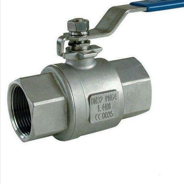 Stainless Steel Three-piece Ball Valve