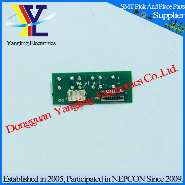 Spare Parts XK00040 Fuji NXT Feeder Keyboard Plate for SMT Machine