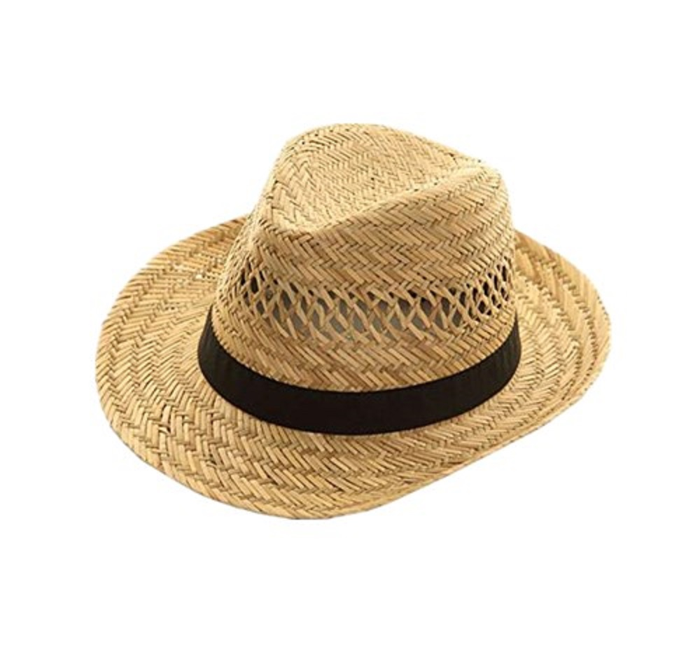 Bucket Straw Hats
