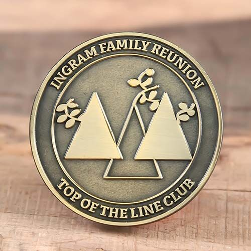 Enamel Pins | Ingram Family Enamel Pins