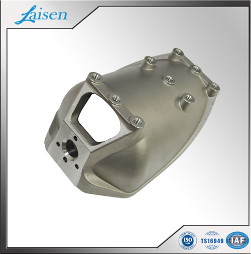 Die Casting Finish Machining China Factory certified with ISO9000:2015  ISO14001  TS16949