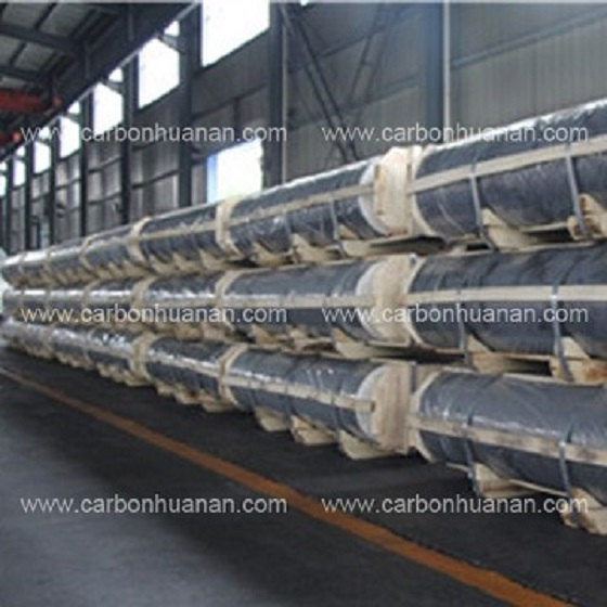 China graphite electrodes factory