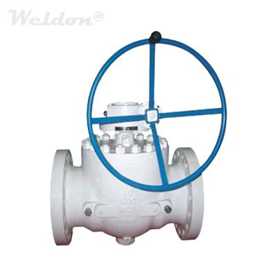 ASTM A216 WCB Top Entry Ball Valve