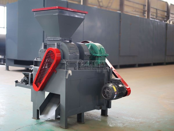 coal dust briquette machine